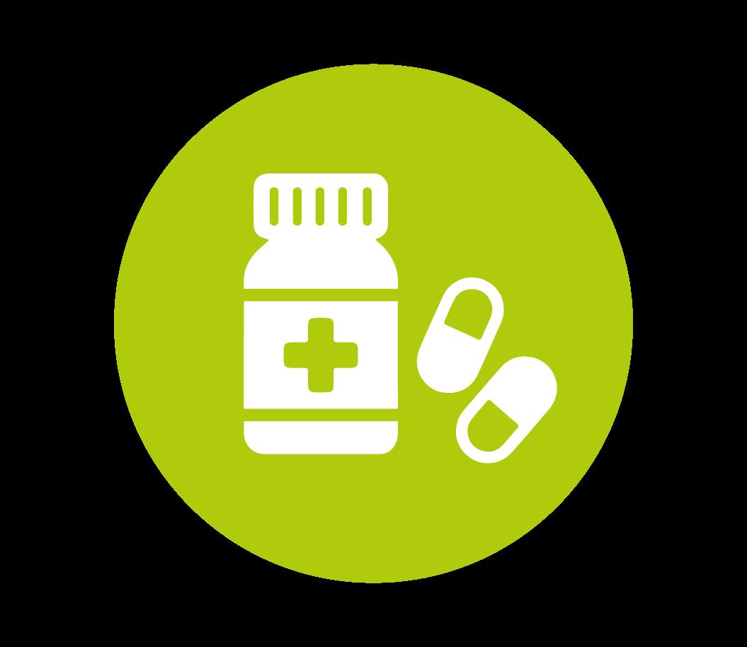 Less antibiotics
